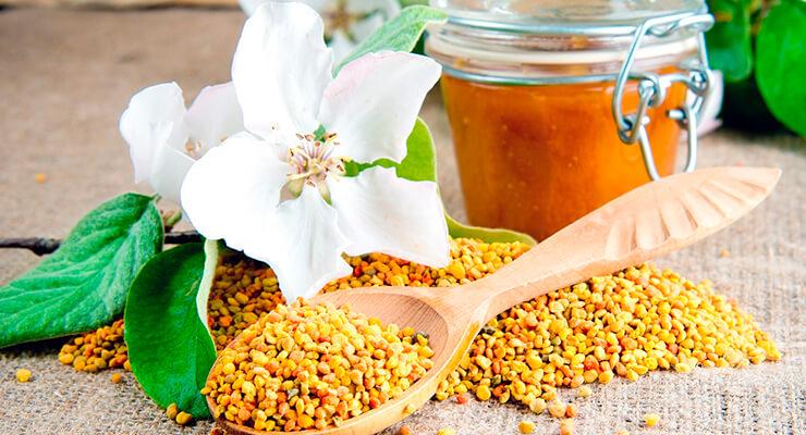 Польза от пчелиной пыльцы